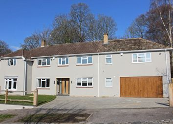 Thumbnail 5 bed detached house for sale in Greenbank Crescent, Southampton