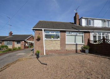 Thumbnail 2 bed semi-detached bungalow for sale in Park Avenue, South Kirkby, Pontefract