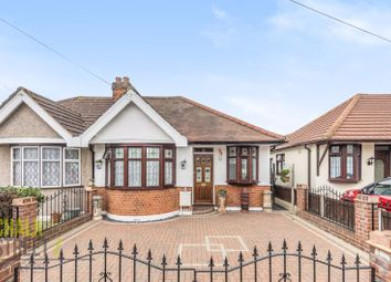 Chiltern Gardens, Hornchurch RM12. 2 bed semi-detached bungalow