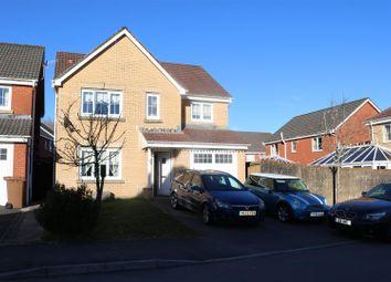 4 bed detached house for sale in Pwll Yr Allt, Tir-Y-Berth, Hengoed CF82