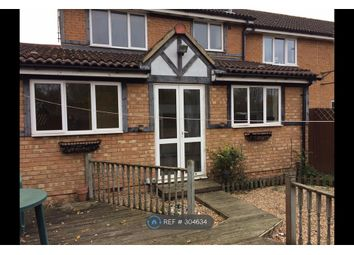 Thumbnail 2 bed end terrace house to rent in Briarwood Close, Feltham