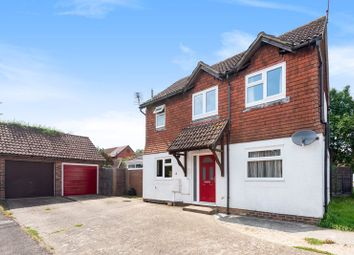 Thumbnail 3 bed detached house for sale in Vindomis Close, Holybourne, Alton