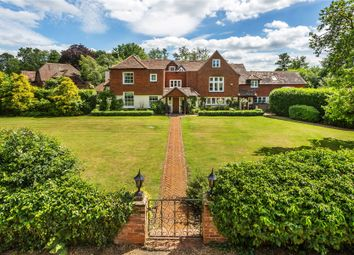 Thumbnail 6 bed detached house for sale in Chobham, Woking, Surrey