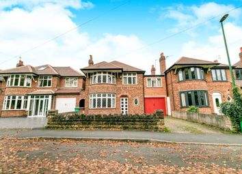 Thumbnail 5 bed detached house for sale in Wollaton Road, Nottingham, Nottinghamshire