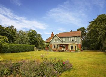Thumbnail 5 bed detached house for sale in Eshott, Morpeth