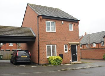 Thumbnail 3 bed detached house for sale in Turnpike Way, Rothley, Leicester