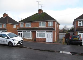 3 bed semi-detached house to rent in Grasmere Avenue, Reading RG30