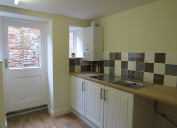 Thumbnail 1 bed flat to rent in Church Street, North Walsham