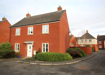 Thumbnail 4 bed detached house for sale in Willow Drive, Walton Cardiff, Tewkesbury, Gloucestershire