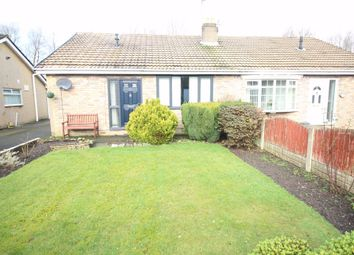 Thumbnail 2 bed semi-detached bungalow for sale in Morris Crescent, Ribbleton, Preston