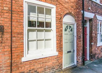 Thumbnail 2 bed terraced house for sale in Swinegate, Grantham