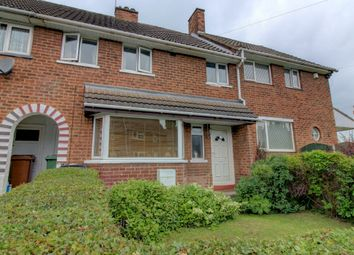 Thumbnail 3 bed terraced house for sale in Stanley Road, Rushall, Walsall