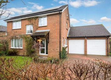 Thumbnail 4 bed detached house for sale in Summerhayes, Great Linford, Milton Keynes, Buckinghamshire