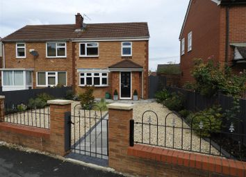 Thumbnail 3 bed semi-detached house for sale in Queens Drive, Swindon