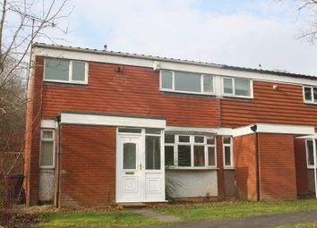 Thumbnail 3 bed end terrace house to rent in Acton Close, Redditch