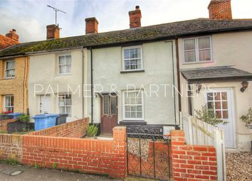 Thumbnail 2 bed terraced house for sale in Egremont Street, Glemsford, Sudbury