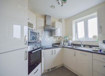 Thumbnail 2 bed flat for sale in Cranberry Court, Kempley Close, Hampton Centre