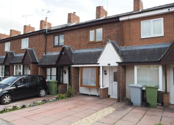 Thumbnail 2 bed terraced house for sale in Long Row, Newark