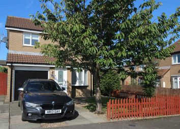 Thumbnail 3 bed detached house for sale in Hazelmere Crescent, Eastfield Glade, Cramlington