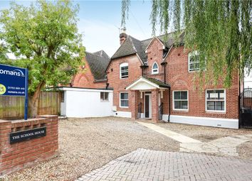 Thumbnail 6 bed semi-detached house for sale in Hatch Lane, Windsor, Berkshire