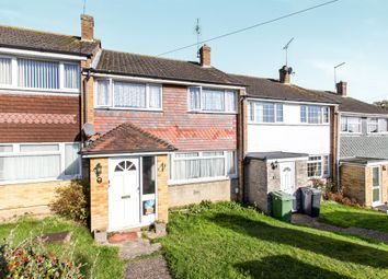 Thumbnail 3 bed terraced house for sale in Fir Tree Gardens, Horndean, Waterlooville