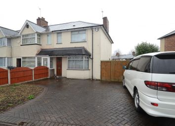 Thumbnail 2 bed semi-detached house for sale in Burney Lane, Ward End, Birmingham
