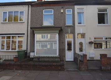 Thumbnail 2 bed terraced house to rent in Fairmont Road, Grimsby