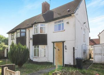 Thumbnail 3 bedroom semi-detached house for sale in Adswood Road, Huyton, Liverpool