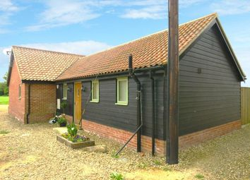 Thumbnail 2 bed detached bungalow to rent in King Row, Shipdham, Thetford