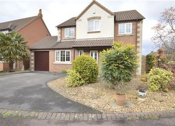 Thumbnail 4 bed detached house for sale in Gatcombe Close, Bishops Cleeve