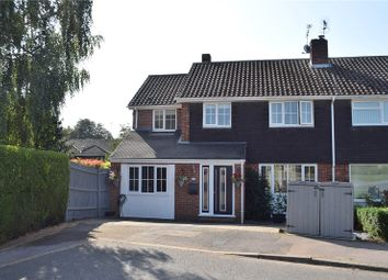 Thumbnail Semi-detached house for sale in Coltsfield, Stansted