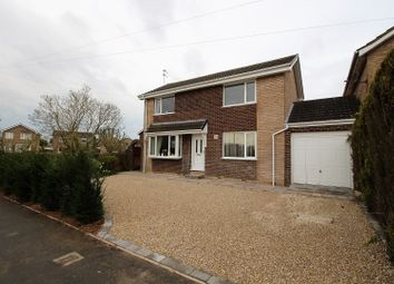 Thumbnail 3 bedroom detached house for sale in Lamplugh Crescent, York