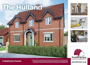 Thumbnail 4 bed detached house for sale in Measham Road, Moira
