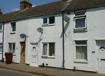 Thumbnail 2 bed terraced house to rent in St Martins Street, Millfield, Peterborough