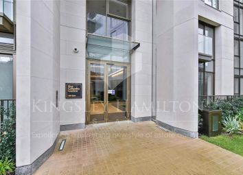 Thumbnail 3 bed flat to rent in Lillie Square, 5 Columbia Gardens, London