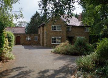 Thumbnail 4 bed detached house to rent in Humfrey Lane, Boughton, Boughton, Northampton