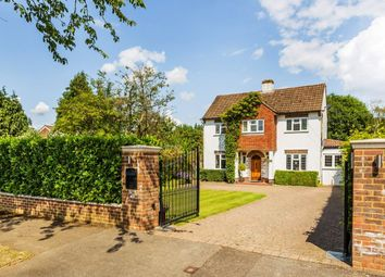 4 bed detached house for sale in Cheyham Way, South Cheam, Sutton SM2