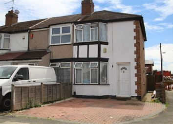 Thumbnail 2 bed end terrace house for sale in Pine Place, Hayes, Middlesex