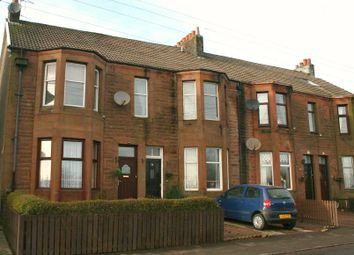 Thumbnail 2 bed flat for sale in Overtown Road, Wishaw