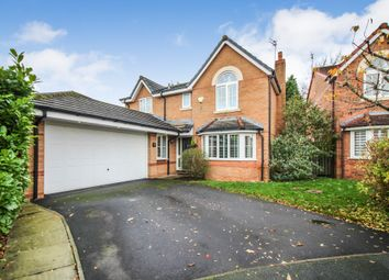 Thumbnail 4 bed detached house for sale in Gravners Field, Thornton-Cleveleys