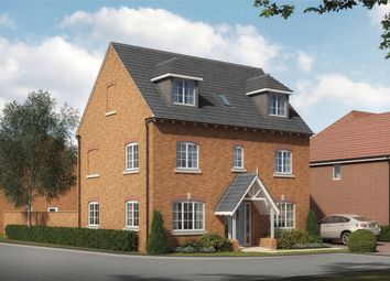 Thumbnail 1 bed detached house for sale in Harbury Lane, Warwick Warwickshire