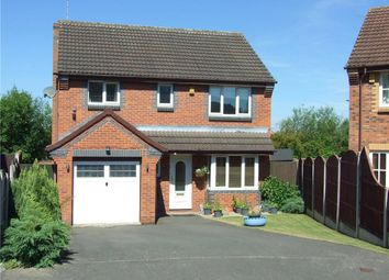 Thumbnail 4 bed detached house for sale in Stoppard Close, Ilkeston