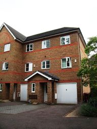 Thumbnail 4 bedroom semi-detached house to rent in Cintra Close, Reading