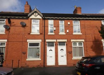 Thumbnail 2 bed terraced house for sale in Carlton Avenue, Rusholme, Manchester, Greater Manchester