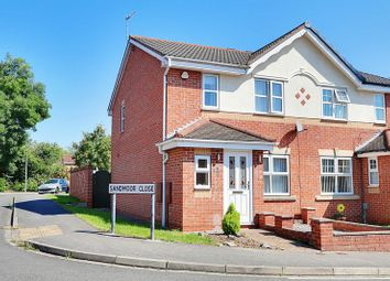 Thumbnail 3 bed semi-detached house for sale in Western Gailes Way, Hull