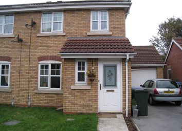 Thumbnail 3 bedroom semi-detached house to rent in Regency Gardens, Euxton, Chorley