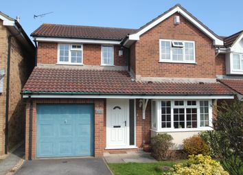 Thumbnail 4 bed detached house to rent in Remenham Park, Henleaze, Bristol