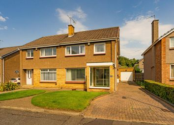 3 bed semi-detached house for sale in 36 Clerwood Gardens, Edinburgh EH12