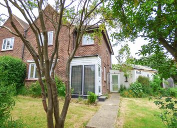 Thumbnail 3 bed semi-detached house for sale in Taunton Vale, Gravesend, Kent