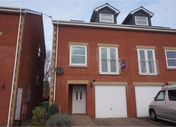 Thumbnail 4 bed semi-detached house for sale in Ragnall Close, Thornhill
